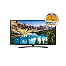 "43UJ651V - 43"" Smart UHD 4K HDR LED TV  - Black"