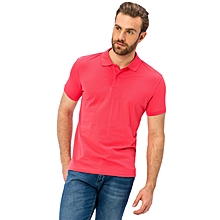 Red Standard Male T-Shirt