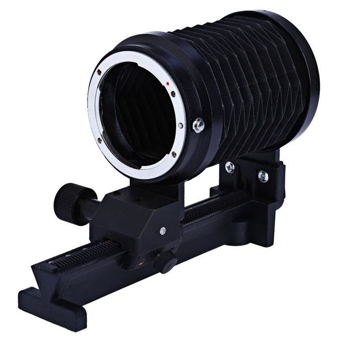 Generic Macro Extension Close Up Slide Bellows For Nikon