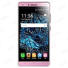 "Android 5.1 Smartphone 5"" un-locked Dual SIM 4Core 3G/GSM Mobile phone qHD-pink"