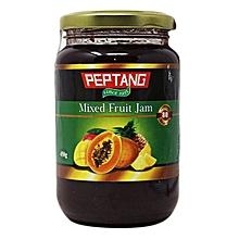 Mixed Fruit Jam Jar 500g