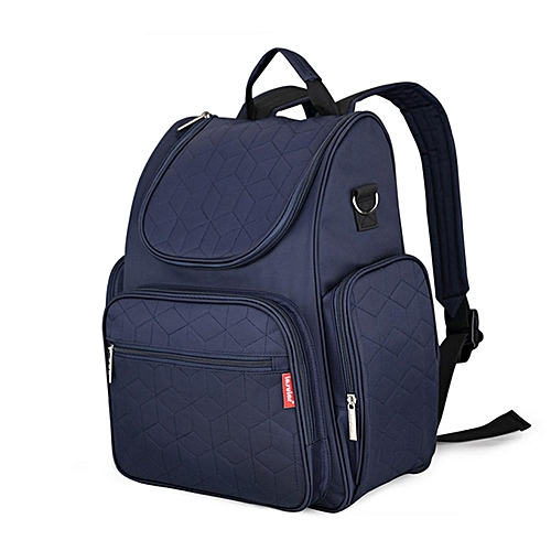 9d84be4ce63 Fashionable shoulder Mummy bag Multi-function mother bag mother-infant nylon  backpack