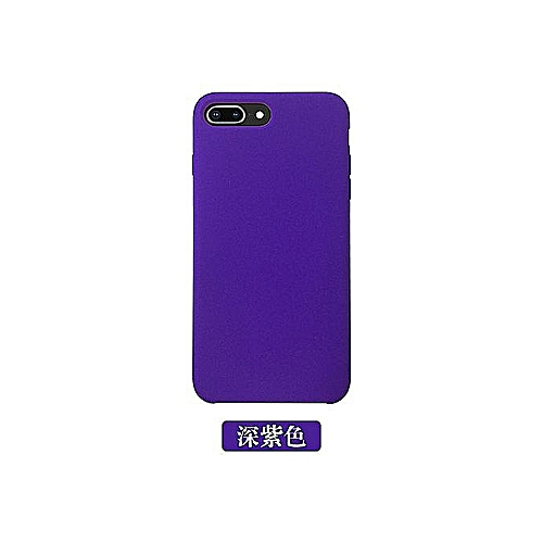 samsung s8 s9 liquid soft silica protective cover purple for official dumb  phone set of iphone x