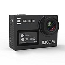SJCAM SJ6 LEGEND 4K WiFi Sports Action Camera Dual Screen Novatek NTK96660 FOV Silver