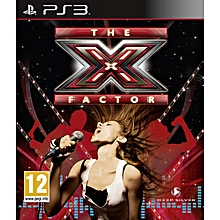 PS3 Game XFactor