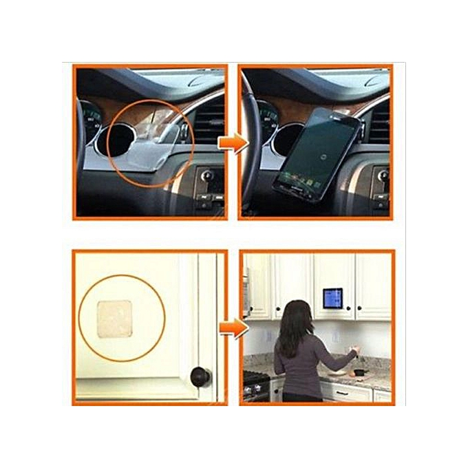 15 Pcs Non-Slip Mats,Super Sticky Anti Slip Pads Kitchen Car Holder Super Easy Gripping Pad,Easy Remove,No Messy,Holds Up to 5 Pounds
