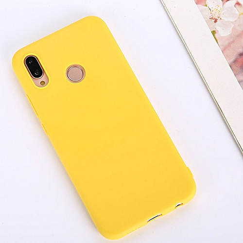 iphone xr silicone case yellow
