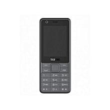 """T371 - 2.4"""" Dual Sim Mobile Phone - GREY"""
