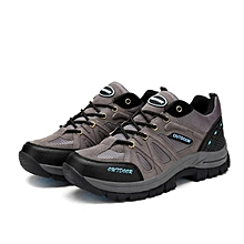 Fashion Large Size Hiking Shoes Outdoor Sport Running Sneakers for Men