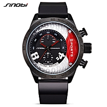 3ATM Water-resistant Sport Watch Quartz Watch Men Wristwatches Male Relogio Musculino Calendar Chronograph