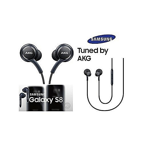 Galaxy S8 Earphones Tuned by AKG - Black