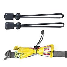 AONIJIE Sports Running Elastic Buckle String Energy Gel Fixed Holder Racing Marathon