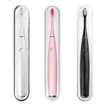 Xiaomi Oclean One Rechargeable Sonic Electrical Toothbrush Rechargeable Toothbrush Soft Black & Pink