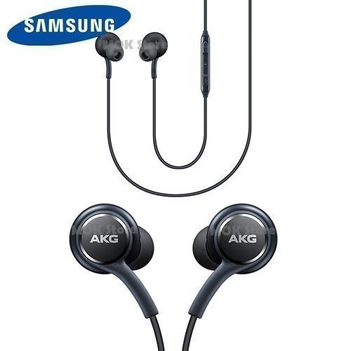Galaxy S8 Earphones Tuned by AKG, black