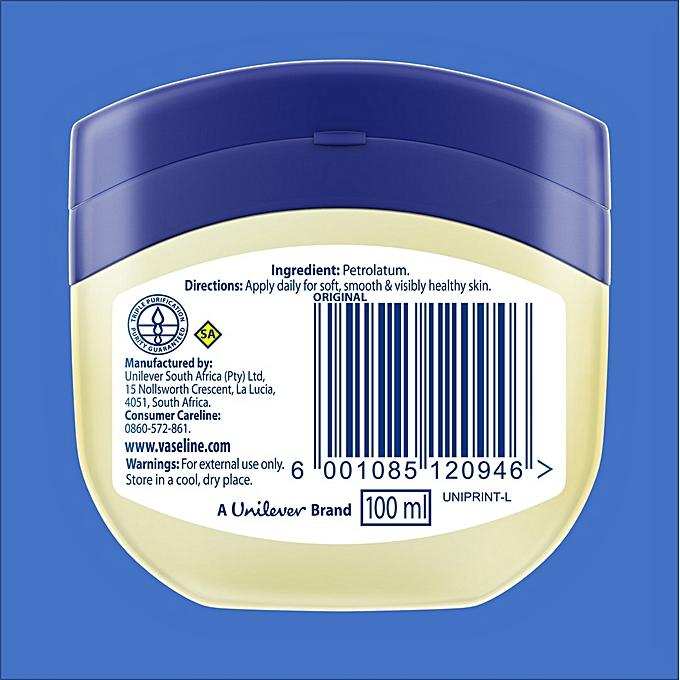 Pure Petroleum Jelly 100ml