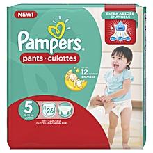 Pants Junior 26 Pcs, Size 5