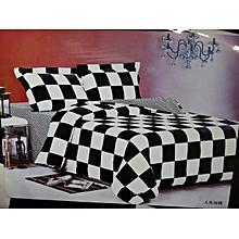 Duvet Cover - Black and White