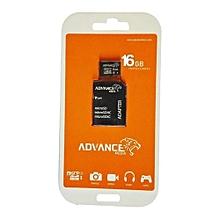Memory Card - 16GB - Black