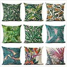 Honana 45x45cm Home Decoration Tree Plants pillow case