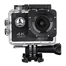 WiFi 4K 1080P HD 2.0'' Screen Action Camera Camcorder Waterproof With Controller