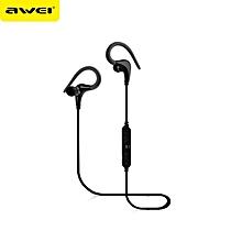 LEBAIQI Awei A890BL Bluetooth Wireless Earphone Stereo Bluetooth Headphones Sport Running Headset