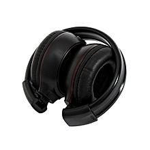 Universal Wireless Bluetooth Headphone with Mic Support TF Card FM Radio