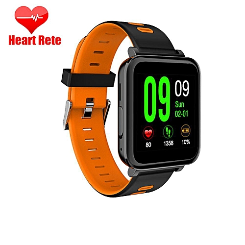 d555bdc44 UNIVERSAL Smart Watch Bluetooth Pedometer Heart Rate Sleep Monitor  Smartwatch Sport Wristwatch Sync For IOS Android