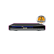 DVD-MX455 - 2.1ch - DVD Player - AC/DC + Cable - USB Movies - 225mm Compact - Black