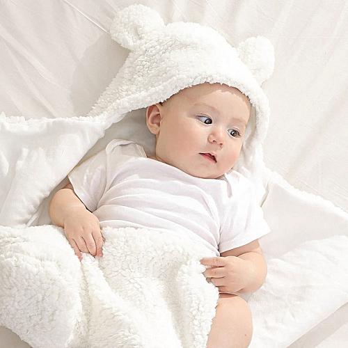 e211b7bfc3103 Newborn Infant Baby Boy Girl Swaddle Baby Sleeping Wrap Blanket Photography  Prop