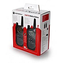Motorola Walkie Talkie TLKR T8