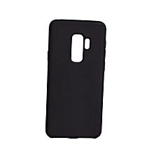 S9 Plus Silicon Cover - Black