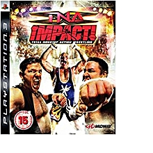 PS3 Game TNA Impact