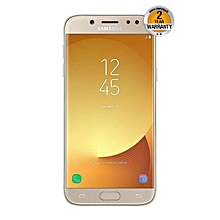 Galaxy J7 Pro - 32GB - 3GB RAM - 13MP Camera - Dual SIM - 4G LTE – Gold