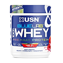 Blue Lab 100% Whey Protein - 454g - Strawberry