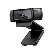 HD Pro Webcam C920 - 15MP Camera - Black