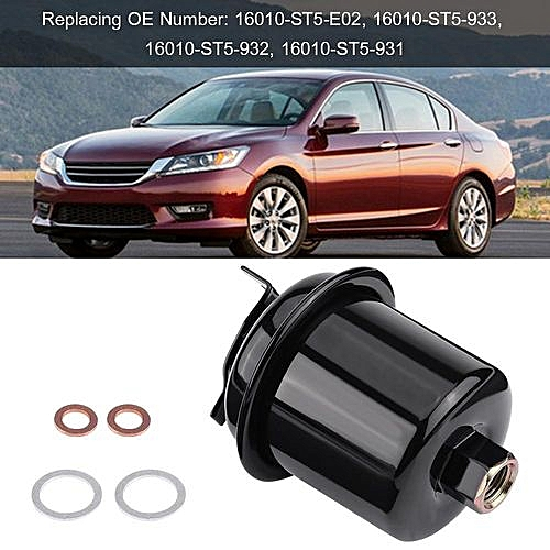 generic auto engine fuel filter replacement for honda civic accord acura  integra 16010-st5-931
