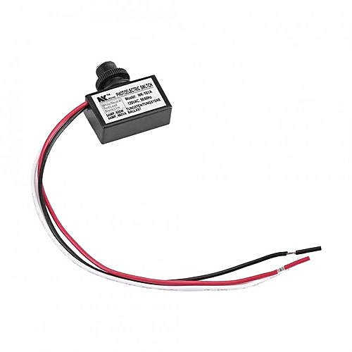 Superb 120Vac Light Sensor Control Automatic On Off Photoelectric Switch For Lighting Fixtures Wiring 101 Swasaxxcnl