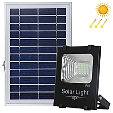 50W Ultra-thin IP66 Waterproof Solar Powered Timing LED Flood Light, 42 LEDs SMD 2835 LED Lamp with 6V / 0.83A Solar Panel & Remote Control (White Light)