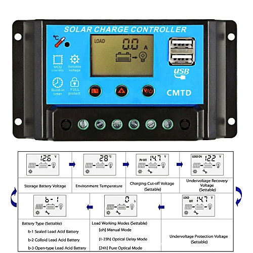dingo 20 20 solar regulator manual