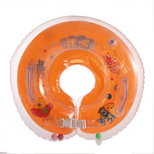 f22d2fcd2 Allwin Baby Kids Infant Swimming Neck Float Inflatable Tube Ring ...