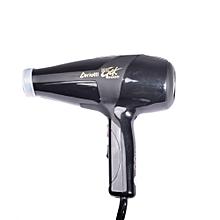 Hair Straightener And Blowdry - Black