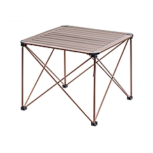 Naturehike Outdoor Portable Folding Table Aluminum Camping Picnic Desk  S