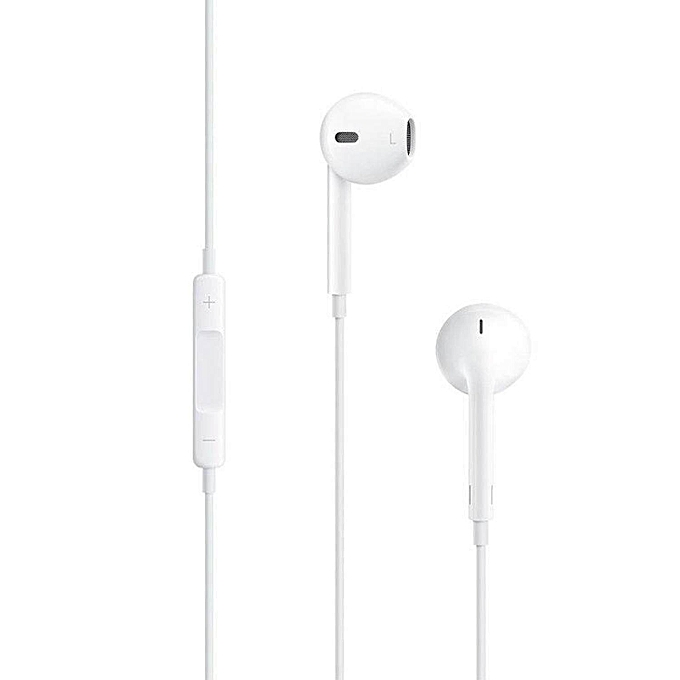 de22718ed1f ... 1PCS Headset Earphone With Mic Volume Adjustable For iPhone 8 7 6 6s5  5S 4 4S ...