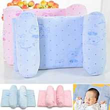 Baby Pillow Safety Anti Roll Sleeping Positioner Infant Crib Cushion Bedding