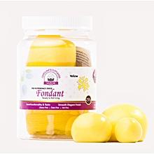 Fondant Icing Yellow 250g