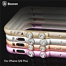 BASEUS Bling Metal Bumper For iPhone 6 6s 6 Plus & 6s Plus
