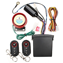 12V 120db Remote Control Motorcycle Bike Anti Theft Security Safety Alarm System-