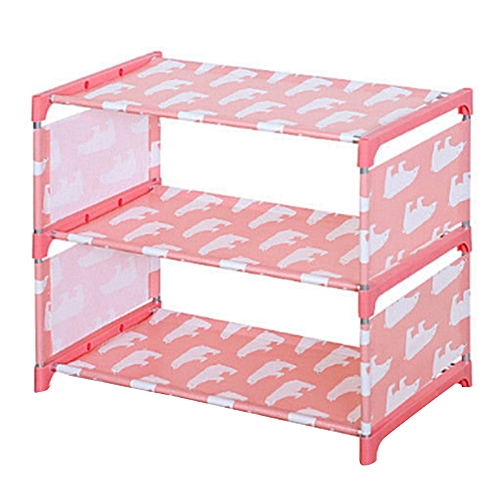 Buy Generic Organizer Stand Shelf Shoe Rack Creative Animal Pattern ...
