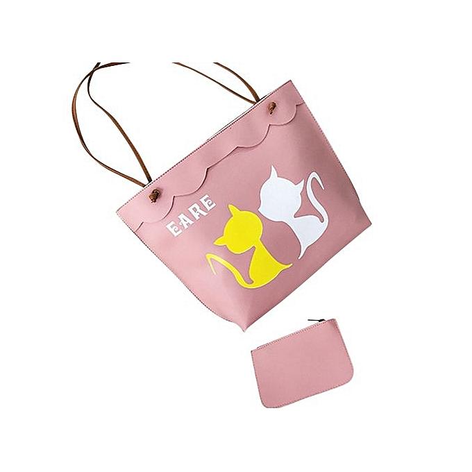 Cat Print Handbag - Foto Handbag All Collections Salonagafiya.Com 98ba700b862df