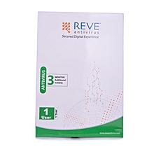 Antivirus 1 User-White
